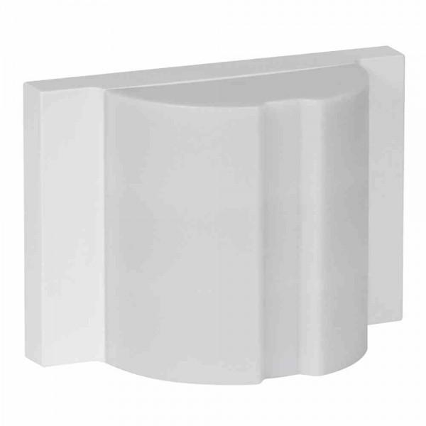 72583A1 Dienstzimmer-Interface 4-teilig weiß, IP40, B: 158 mm H: 110 mm T: 90.5 m