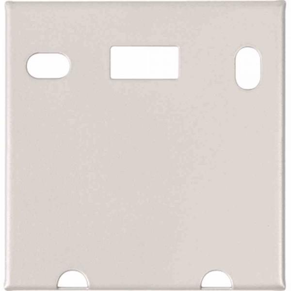 72556T2 Adapter für Namensschild in Verbindung mit EM341, weiß
