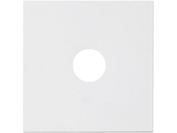 88911J3 Abdeckplatte für Bus-Anschlusseinheit, weiß, B: 68 mm H: 68 m