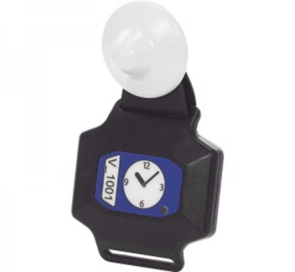 """790P120 Patienten-Transponder """"Anhänger"""", mit dreidimensional wirkender Antenne und Batterie"""