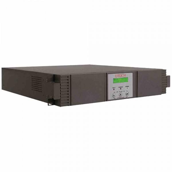 "76089AC USV-Modul 230 V AC 482,6mm (19"")-Einbau, 230V AC, 700VA / 490"