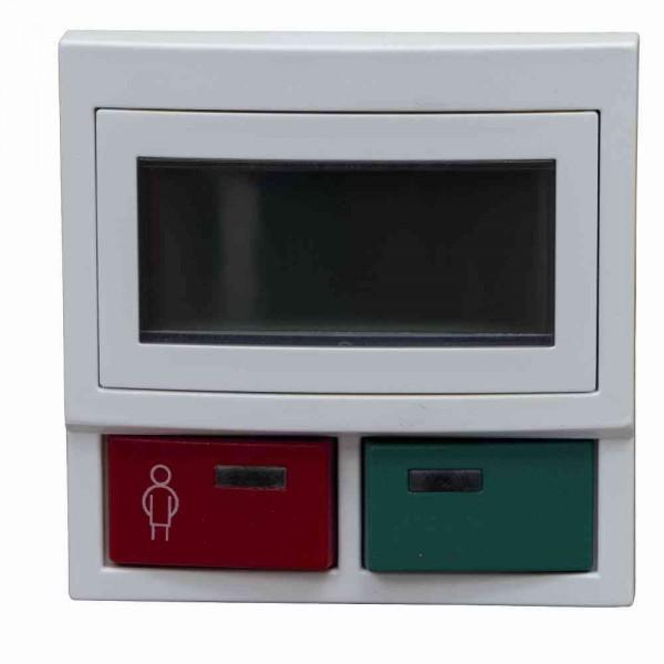 74910C5 Displaymodul für Betten-/Zimmerbus, weiß