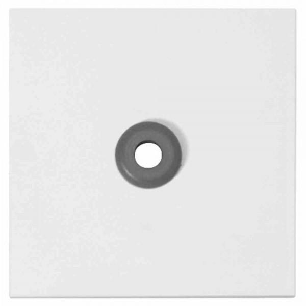88880C3N Abdeckplatte für pneumatischen Ruftaster, weiß