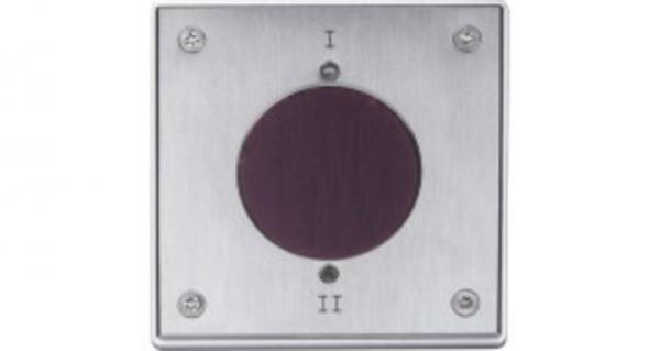 74913BJ Vandalensicheres RFID-Modul, IP42, Edelstahl V2A