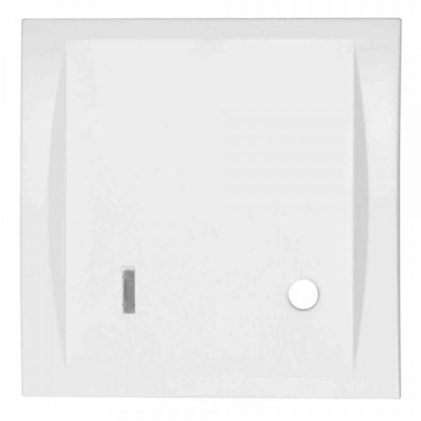 88880A3 Abdeckplatte für Zugtaster, weiß
